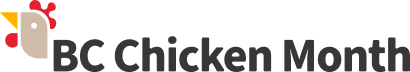 BC Chicken Month Logo Color